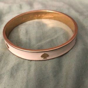 Kate space gold bracelet
